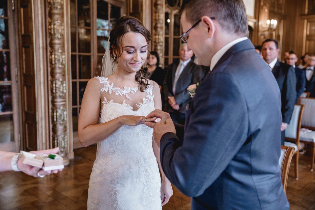 heiraten Schloss Waldenburg Sachsen