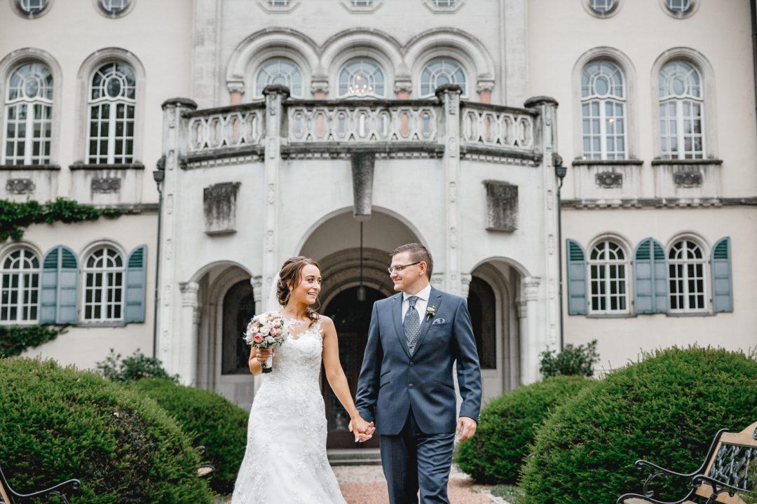 Hochzeit Schloss Waldenburg Paarshootig